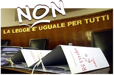 LEGGE NON UGUALE