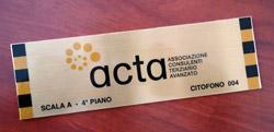 Ttarga Sede ACTA