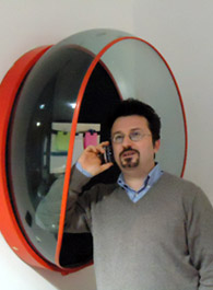 Cabina x cellulari - Coworking Lab121 Alessandria