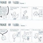 Monologhi con Valeria - di Barbara Imbergamo
