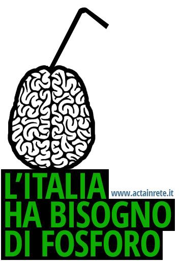 L'Italia ha bisogno di fosforo