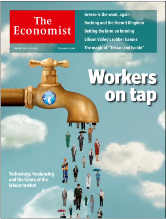 The economist freelance
