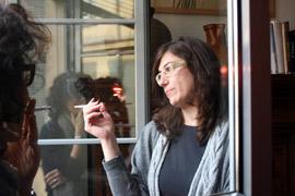 Elisa Marras e Benedetta Tobagi