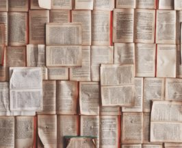 tante pagine di libri